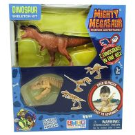 See more information about the Mighty Megasaur Buildable T-Rex Skeleton Set