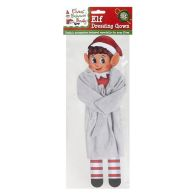 See more information about the Elf Size Dressing Gown Grey
