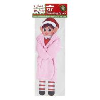 See more information about the Elf Size Dressing Gown Pink