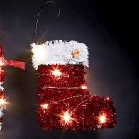 See more information about the Indoor Hanging Battery Powered Stocking Light