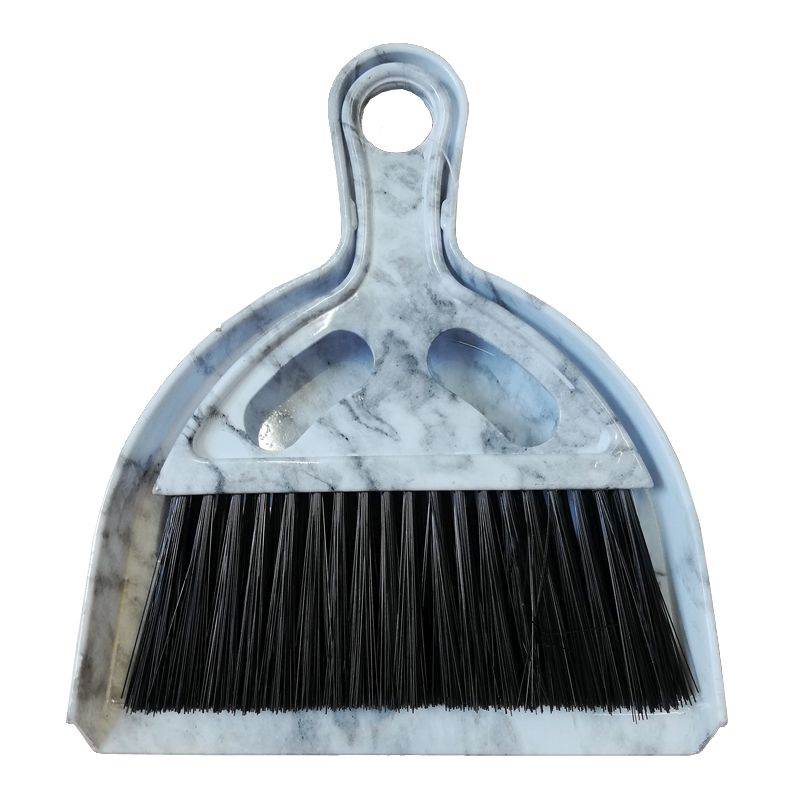 Mini Dustpan Set Monochrome