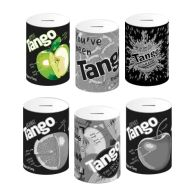 See more information about the Apple Tango Money Tin 10x15cm - Black