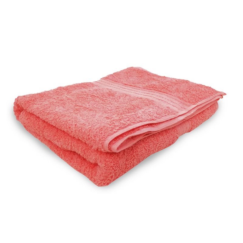 Bath Sheet Towel 90 x 135cms Pink