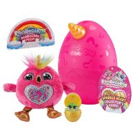 See more information about the Zuru Rainbocorns Sparkle Heart Surprise Flamingocorn Peach