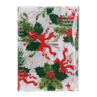 See more information about the Christmas Tablecloth - Red Ribbon