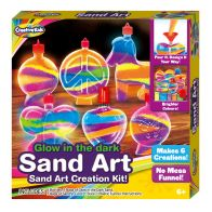 See more information about the Sand Art - Glow In The Dark Set