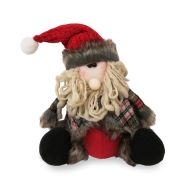 See more information about the Sitting Santa Character - Red Hat