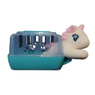 See more information about the White Unicorn Plush Toy With Carry Case 13cm