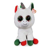 See more information about the TY Beanie Boo Plush 40cm - Candy Cane The Unicorn