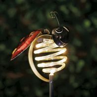 See more information about the Bright Garden Solar Powered Ladybird Stake Light