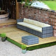 See more information about the Swift Deck Premium Garden Decking Kit 2.4 x 9.3m