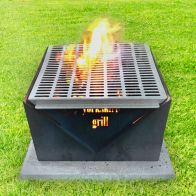See more information about the Yorkshire Grill Garden Firepit & BBQ