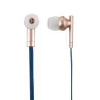 See more information about the Intempo Wireless Earphones - Rose Gold & Blue