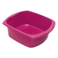 See more information about the 9.5 Litre Rectangular Bowl - Pink