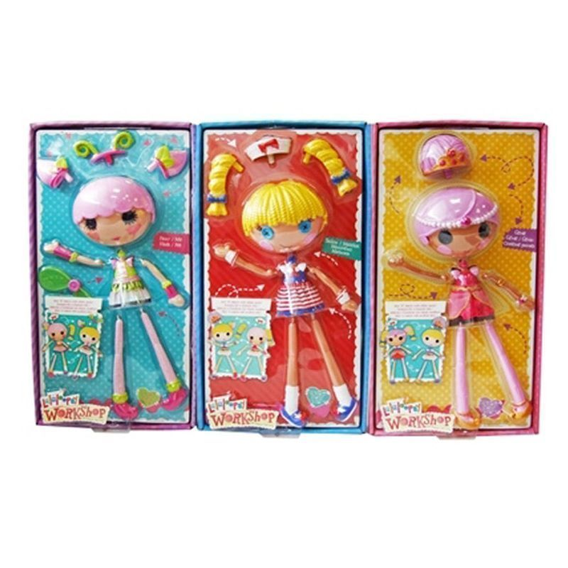 Lalaloopsy Workshop Doll Single Pack - Fairy