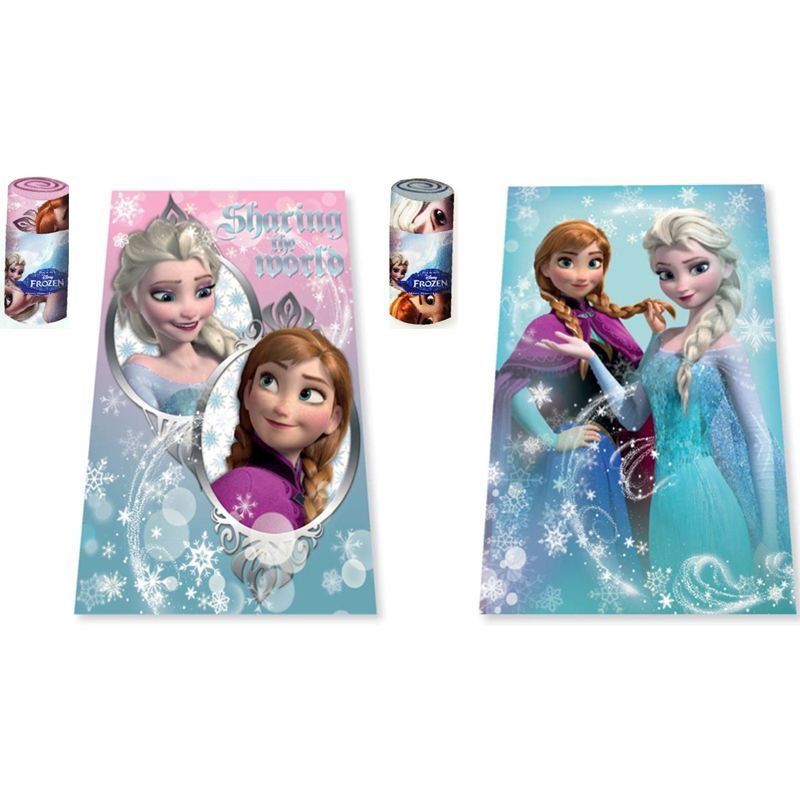 Disney Frozen Fleece Blanket (Sharing the Word)