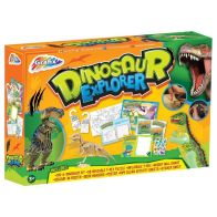 See more information about the Games Hub Mega Dino Explorer Craft Set