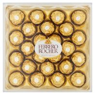 See more information about the Ferrero Rocher Gift Box 300g