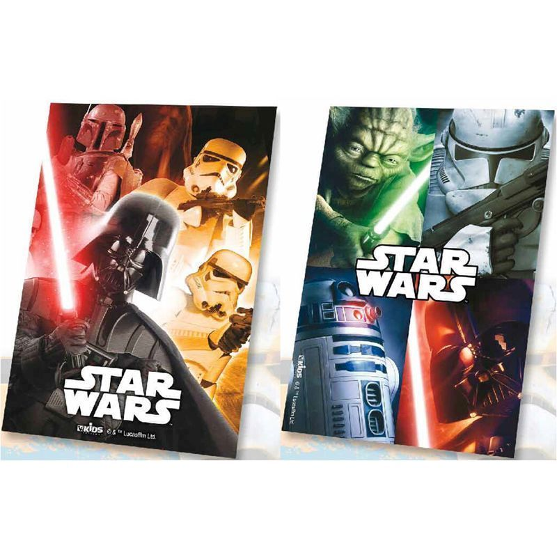 Star Wars Fleece Blanket (Darth Vader)