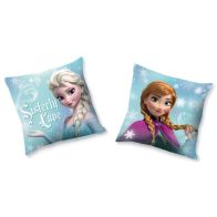 See more information about the Disney Frozen Anna & Elsa Reversible Cushion