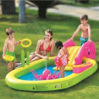 See more information about the Large Sea Animal Play Pool
