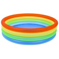 See more information about the Medium Circular Neon Rainbow Pool