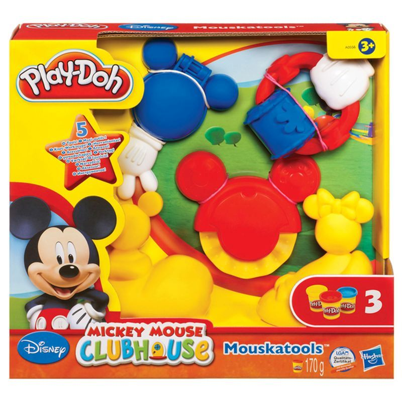 Disney Play Doh Mickey Mouse Clubhouse Mouskatools Buy