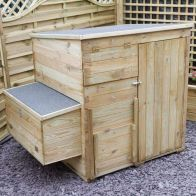 See more information about the Large Wooden Chicken Coop