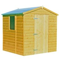 See more information about the Shire Shiplap Garden Shed 7' x 5'