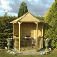 See more information about the Shire Garden Arbour 6' x 7'