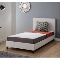 See more information about the Ariel Memory Foam Single Mattress