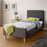 See more information about the Ashbourne Single Bed Grey
