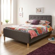 See more information about the Ashbourne Single Ottoman Bed Grey