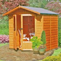 See more information about the Shire Avance Garden Summerhouse 7' x 5'