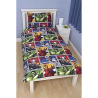 See more information about the Marvel Avengers Single Duvet Set