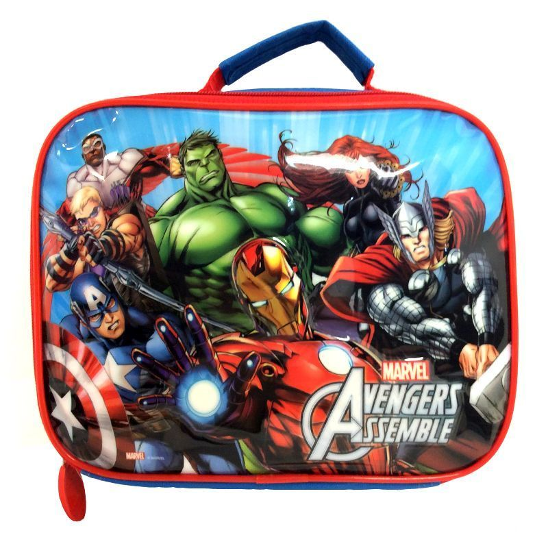 Avengers Thermal Lunch Bag