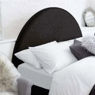 See more information about the Bakewell Black 6ft Super King Size Bed Headboard