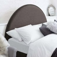 See more information about the Bakewell Grey 6ft Super King Size Bed Headboard