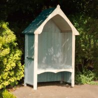 See more information about the Shire Balsam Garden Arbour 5' x 3'