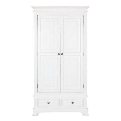 Aspley Pine 2 Door Wardrobe