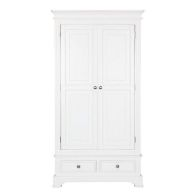 See more information about the Aspley Pine 2 Door Wardrobe
