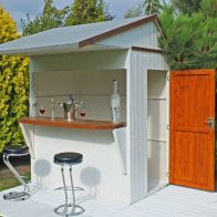 See more information about the Shire Garden Bar & Storage Shed