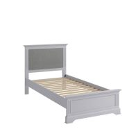 See more information about the Banbury 3ft Single Bed Frame Grey