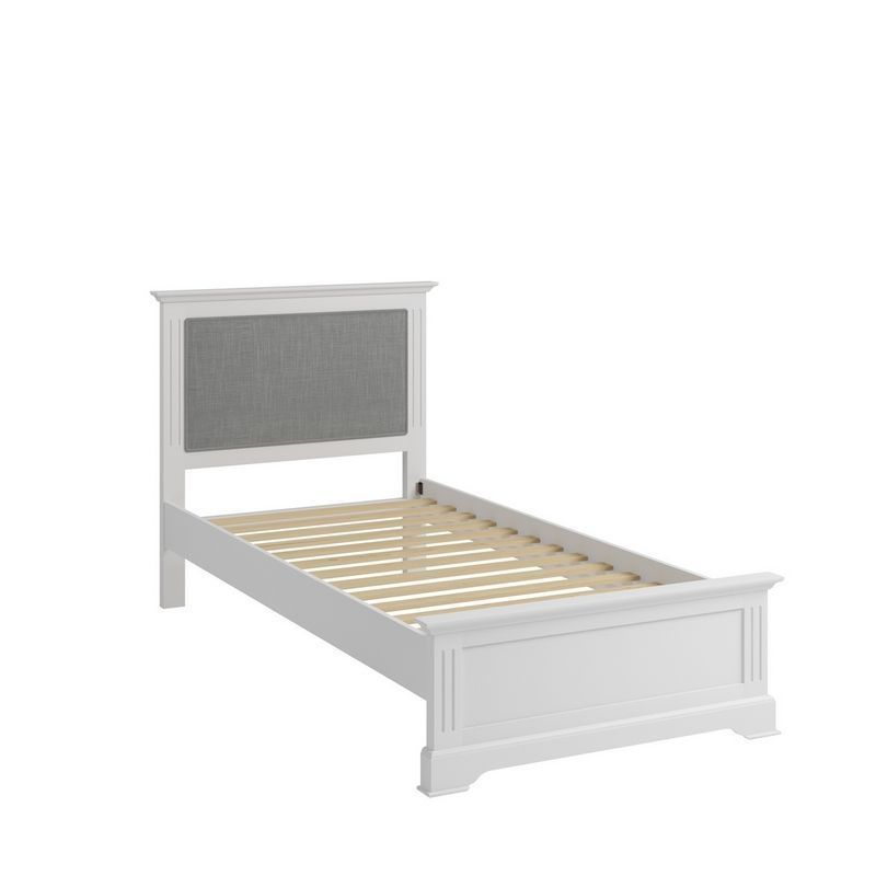 Banbury 3ft Single Bed Frame White