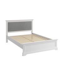 See more information about the Banbury 4ft 6in Double Bed Frame White