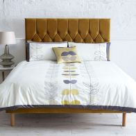 See more information about the Catherine Lansfield Divan Velvet Gold 4ft Queen Size Bed Frame