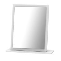 See more information about the Weybourne Small Bedroom Mirror White