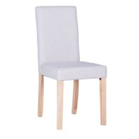 See more information about the Lancelot Straight Back Dining Chair White