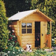 See more information about the Shire Club Garden Playhouse (5' x 4')