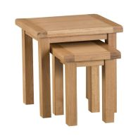 See more information about the Cotswold Duo Nest of Tables Oak